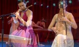 《青花瓷》 演奏者:徐艳(笛子)图片